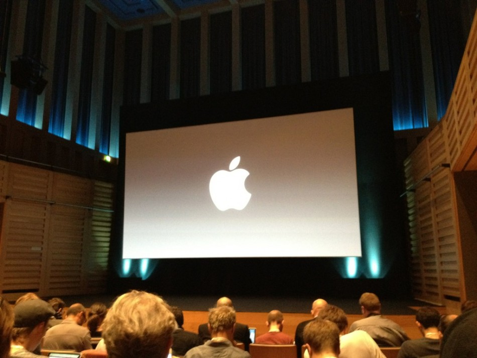 Apple Event iPhone 5 London