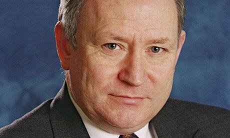 Peter Cummings, former HBOS banker.