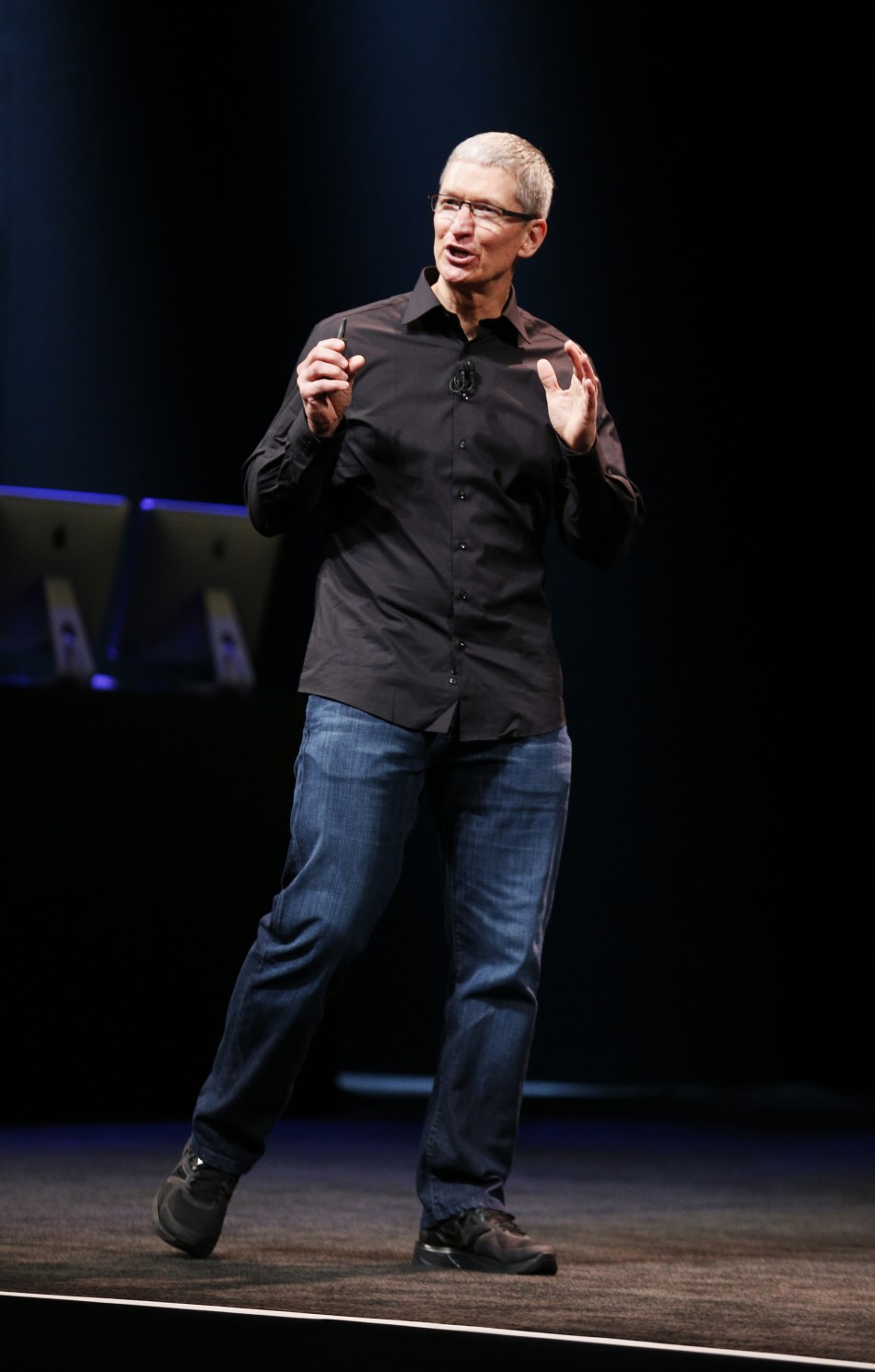 Tim Cook Apple iPhone 5 Launch