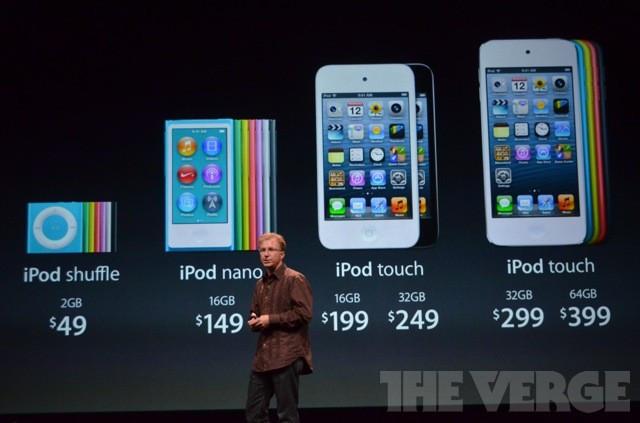 i~Pod Apple Launch