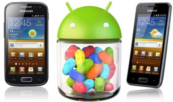 Galaxy Ace 2 and Galaxy S Advance Skip Android 4.0 ICS to Get Jelly Bean – Report