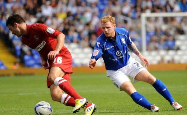 Birmingham City v Charlton