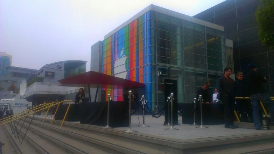 Apple Yerba Buena Center