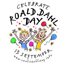 Roald Dahl Day today