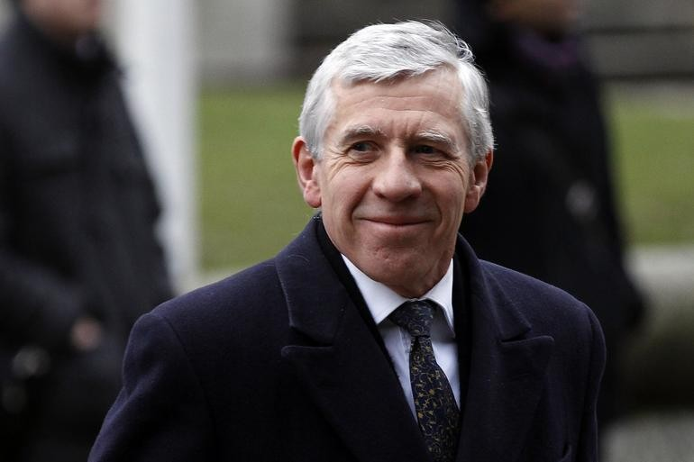Jack Straw said Thatcher had created a 'culture of impunity' in the police service (Reuters)