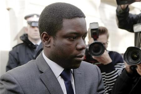 UBS banker Kweku Adoboli allegedly lost his bank £1.4 billion (Reuters)
