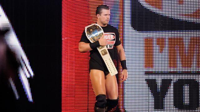 Intercontinental Champion The Miz