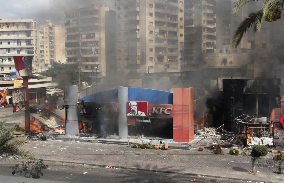 Lebanon KFC