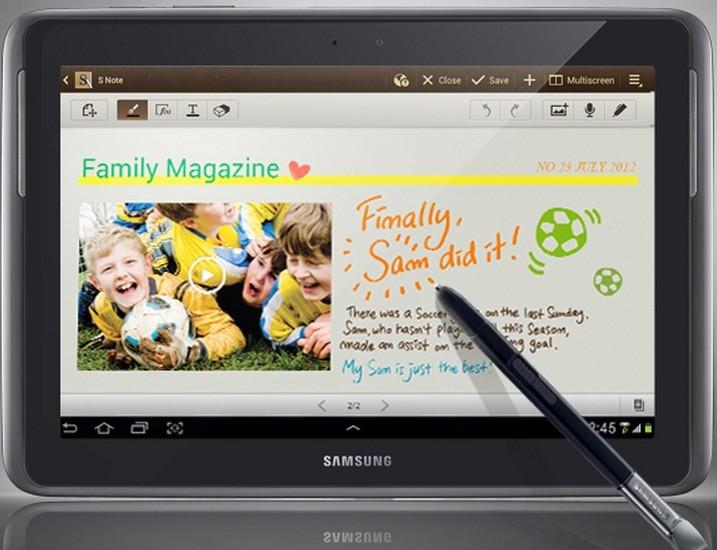 Samsung Galaxy Note 10.1 (N8000)