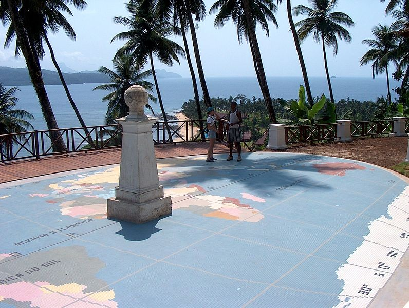 10. Sao Tome and Principe, Central Africa