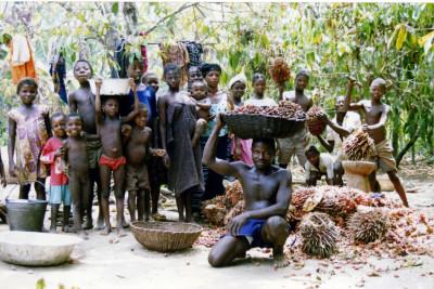 9. Sierra Leone, West Africa