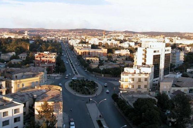 6. Eritrea, Horn of Africa