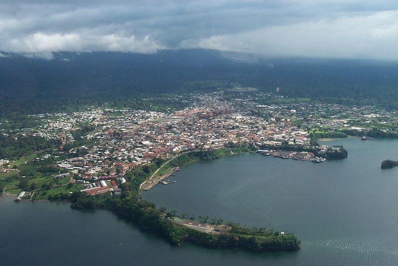2. Equatorial Guinea, Middle Africa