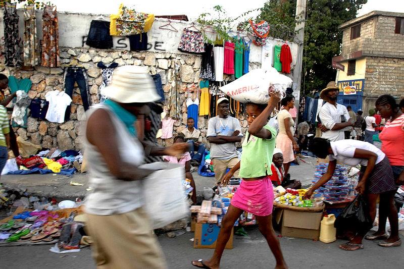 1. Haiti