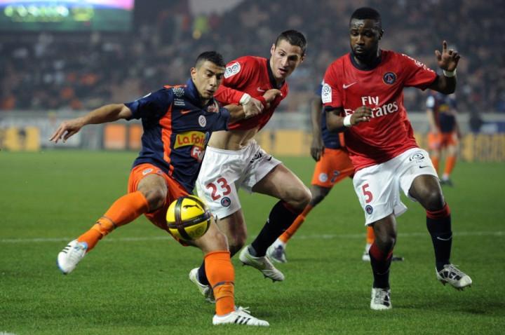Montpellier Midfielder Younes Belhanda