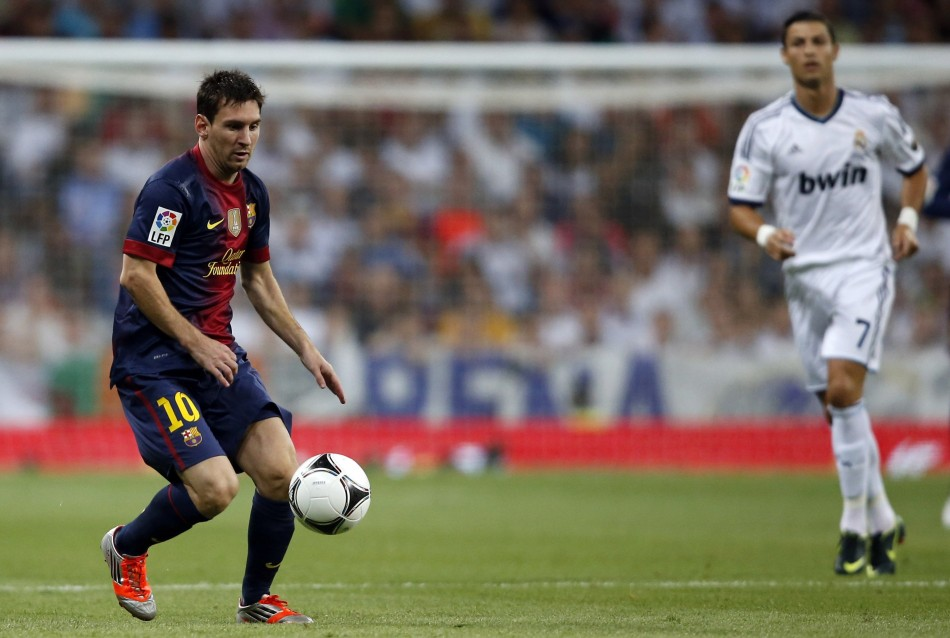 Messi Better than Ronaldo, says Brazilian legend