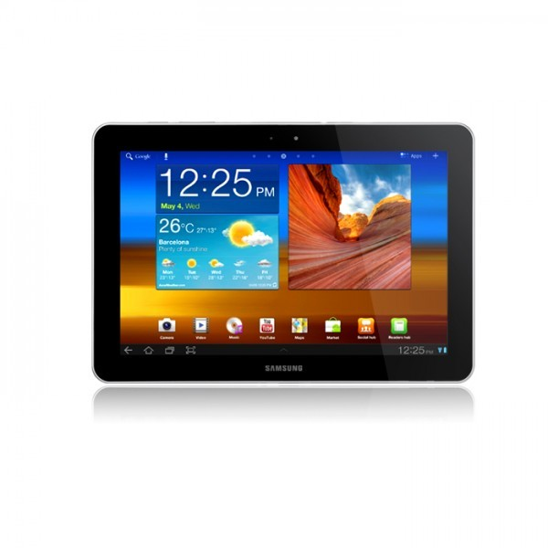 Galaxy Tab 10.1 P7500 Gets Official ICS Update with XWLP5 ROM [How to Install]
