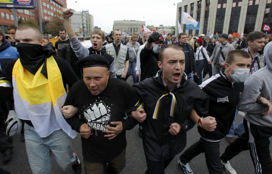 Anti-Putin protests