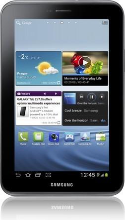 Update Galaxy Tab 2 7.0 P3110