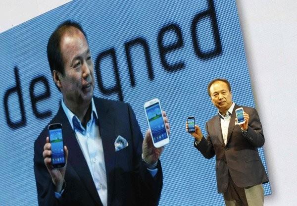 Samsung Galaxy S3 launch
