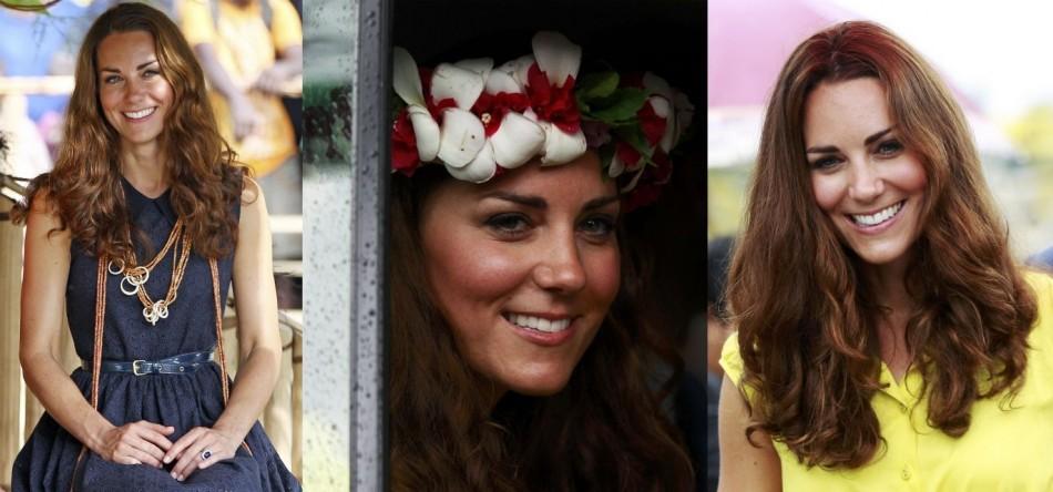 Pacific Trip Brings Back Kates Radiant Smile