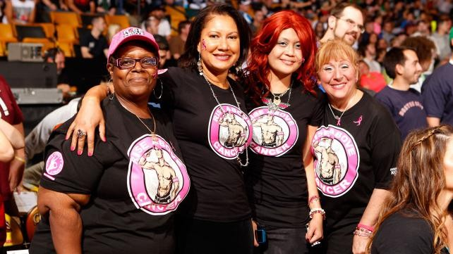 Breast cancer survivors.