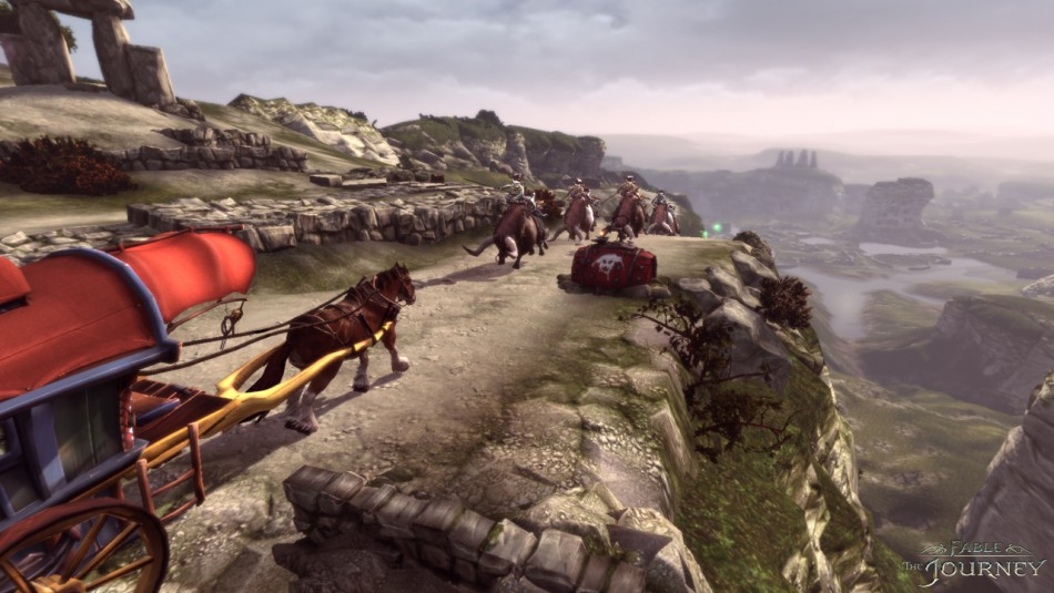 Fable: The Journey Preview
