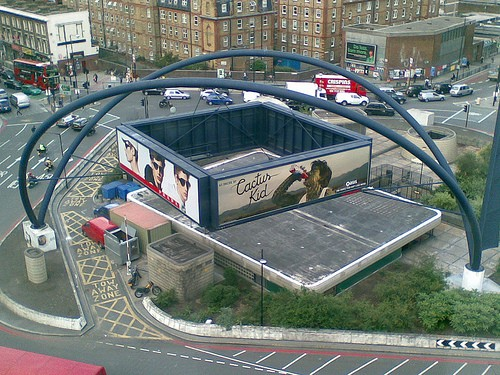 Tech City UK Silicon Roundabout