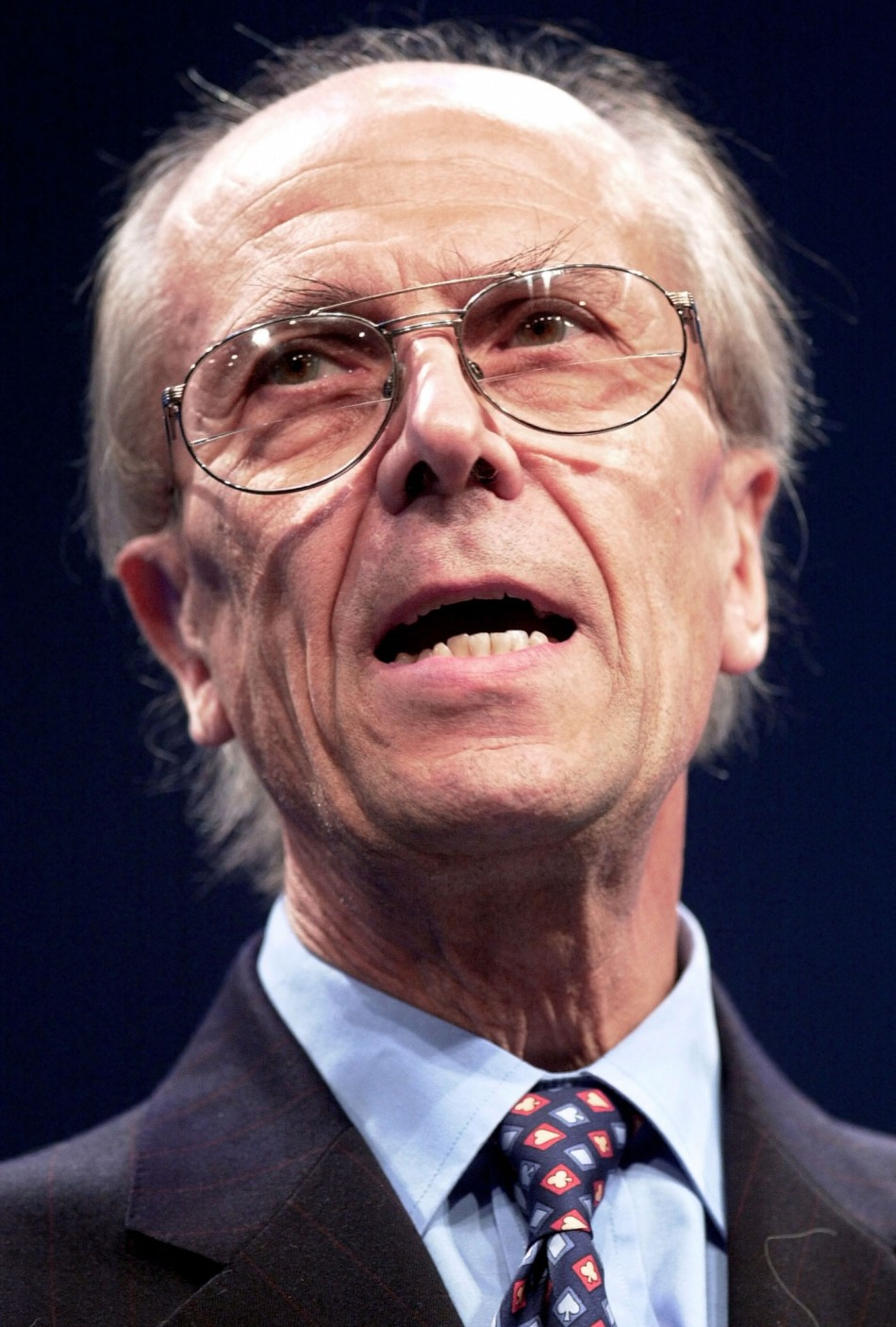 Lord Tebbit has called for the re-introduction of the death penalty following killing of two police officers in Greater Manchester (Reuters)