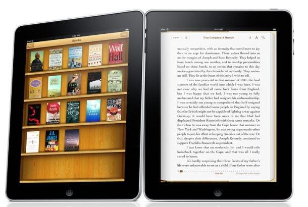 iPad ebook