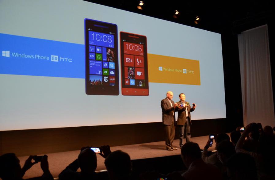 HTC 8