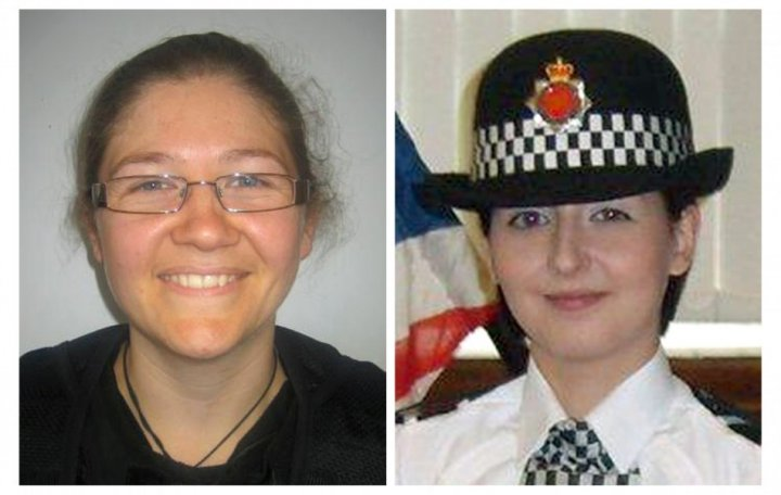 Fiona Bone (L) and Nicola Hughes were both killed in the attack (GMP)