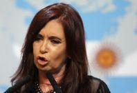 Argentine President Christina Fernandez de Kirchner
