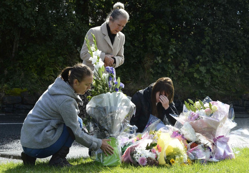 Tributes paid to Slain WPCs