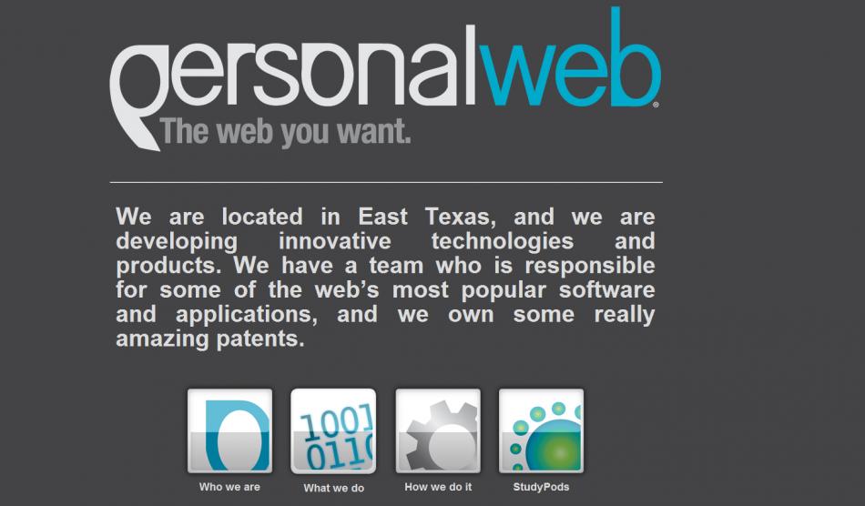 PersonalWeb