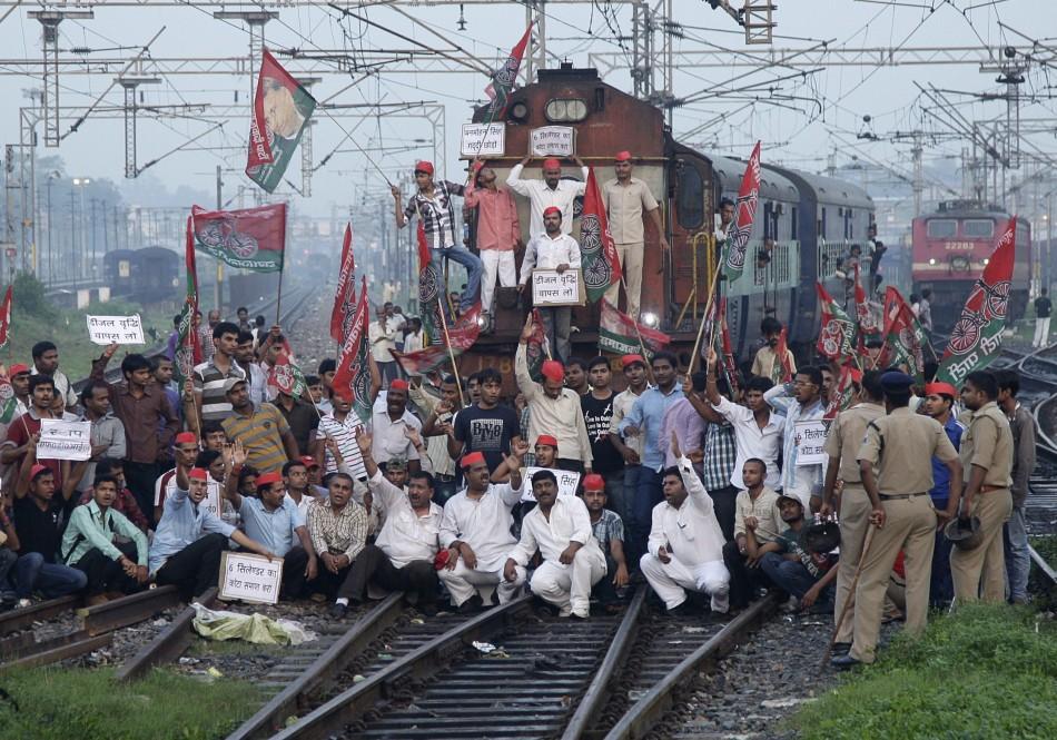 India Strike