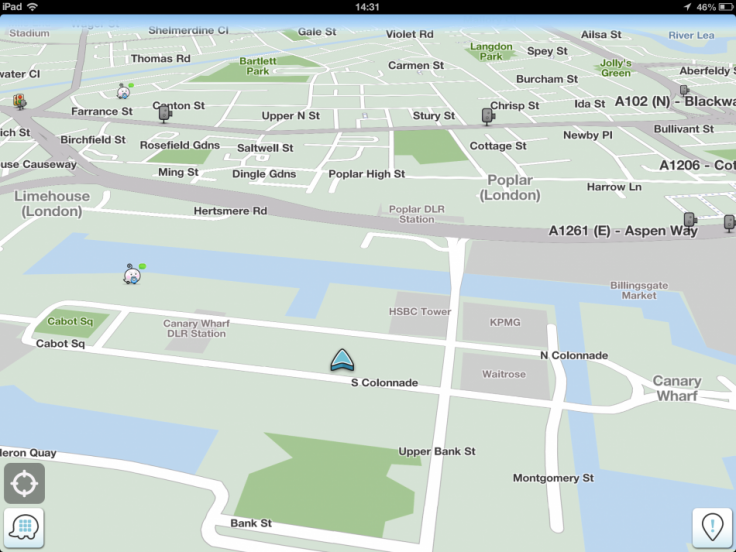 iOS 6 Maps: Free Alternative iOS Map Apps Driving Directions Only No Maps on