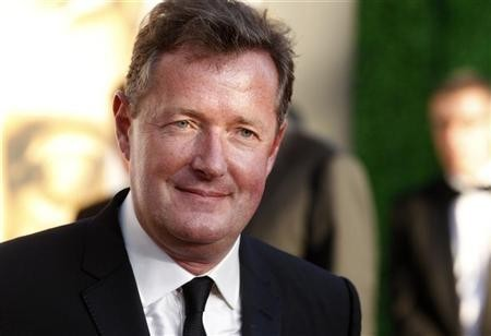 CNN host Piers Morgan arrives at the BAFTA Brits to Watch event in Los Angeles, California July 9, 2011.