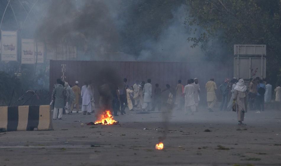 Innocence of Muslim protests