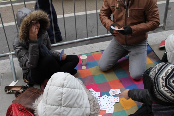 iPhone 5 Launch Queue Live from Regent Street