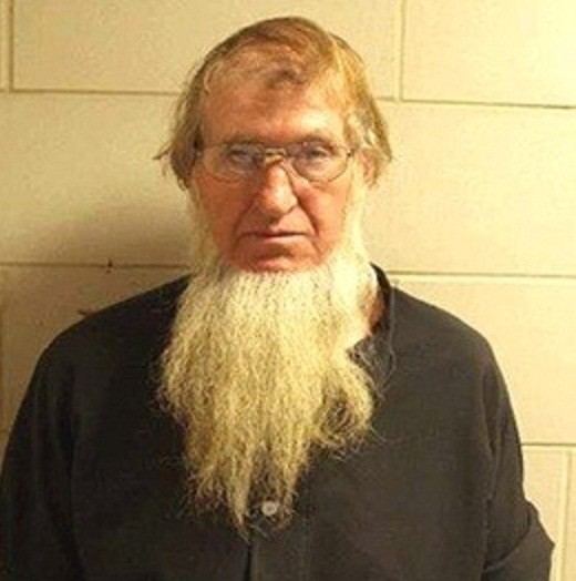 Samuel Mullet Sr was found guilty of orchestrating the attacks on the Amish community (Smoking Gun)