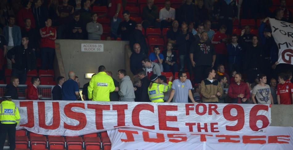 Hillsborough banner