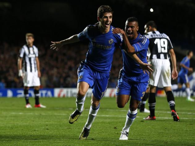 Chelsea v Juventus