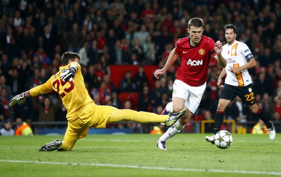 Manchester United v Galatasaray