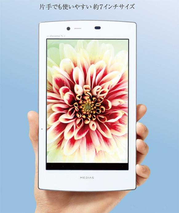 World's lightest tablet