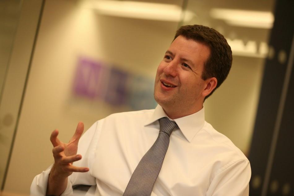 Chris Leslie MP (Photo: Labour.org)