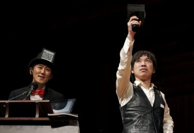Winners of 2012 Ig Nobel Prizes