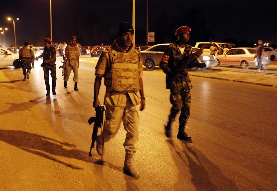 Libya gangrape