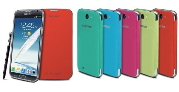 Samsung Galaxy Note 2 Gets Price and Release Date for Europe