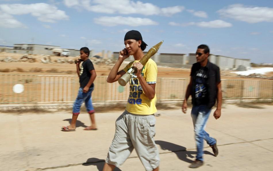 Libya Benghazi protests